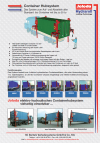 Flyer Container Hubsystem